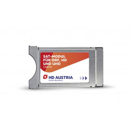 HD Austria CI+ Modul CAM701 inkl. SAT-Karte 3 Monate HD Austria testen